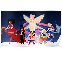 Sailor Universe Poster