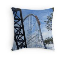 Cedar Point  Throw Pillow
