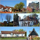 Cottages Collage by MidnightMelody
