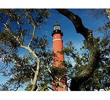 PONCE INLET LIGHTHOUSE Photographic Print