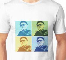 Kim Jong Il Warhol Unisex T-Shirt