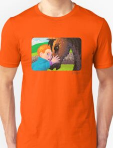 Philip and the Horse Unisex T-Shirt