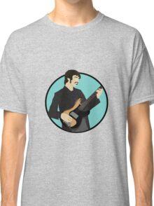 The Band: Rick Danko Classic T-Shirt