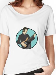 The Band: Rick Danko Women's Relaxed Fit T-Shirt