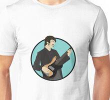 The Band: Rick Danko Unisex T-Shirt
