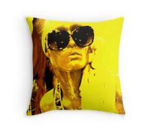 DI Throw Pillow