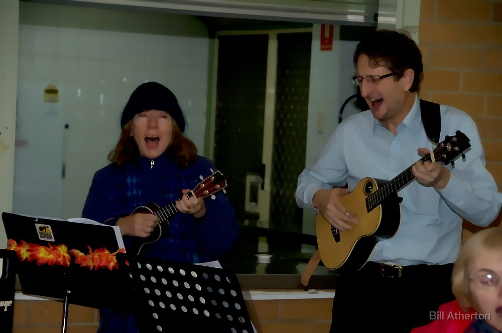 Sing Along by Bill Atherton