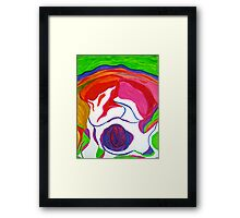 Water of Life. Framed Print