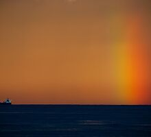 Rainbow Ship by 16images