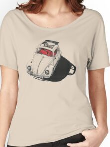 VW shadow w/ RED interior Women's Relaxed Fit T-Shirt
