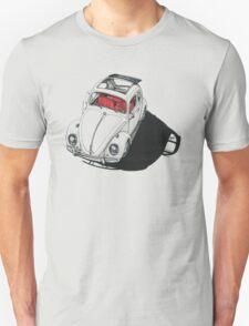 VW shadow w/ RED interior Unisex T-Shirt