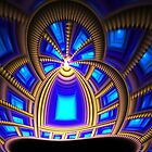 Royal Blue by vivien styles