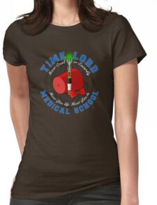 Time Lord Medical School 11 Womens Fitted T-Shirt