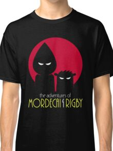 The Adventures of Mordecai & Rigby Classic T-Shirt