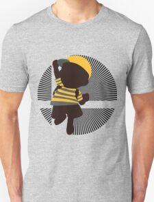 Ness (Ayyyy) - Sunset Shores T-Shirt