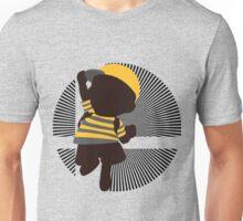 Ness (Ayyyy) - Sunset Shores Unisex T-Shirt