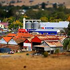 Little town of Boonah by Kym Howard