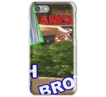 RANCH ME BROTENDO iPhone Case/Skin