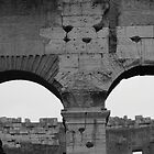 The Coliseum - close up by minikin