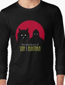 The Adventures of San & Ashitaka Long Sleeve T-Shirt