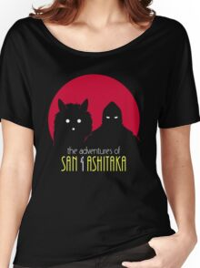 The Adventures of San & Ashitaka Women's Relaxed Fit T-Shirt