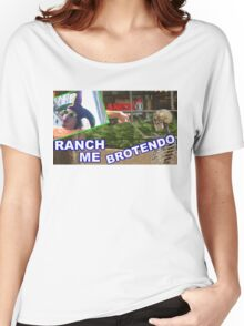 RANCH ME BROTENDO Women's Relaxed Fit T-Shirt