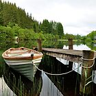 Loch Ard,Scotland by Jim Wilson