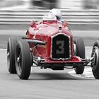 Alfa Romeo P3 by jonbunston