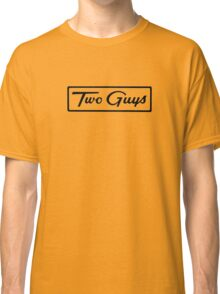 Two Guys Discount Store Classic T-Shirt