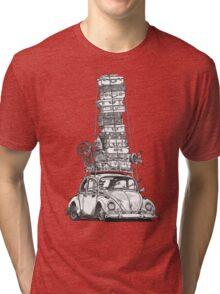 Stack Yo Rack Tri-blend T-Shirt