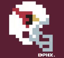 Tecmo Bowl - Arizona Cardinals - 8-bit - Mini Helmet shirt by QB Bills