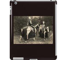The Skeleton Horsemen iPad Case/Skin