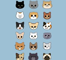 Happy Cats Unisex T-Shirt