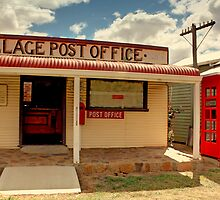 Post Office, Wagin, Western Australia by Elaine Teague