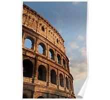 Rows of Arches Poster