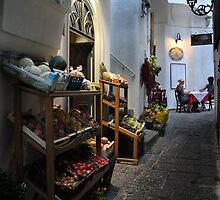 Shop Front - Amalfi by Samantha Higgs