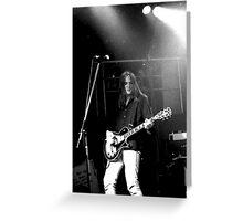 Ian 'Elvis' Haug Greeting Card