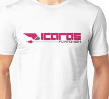 Icarus Flying High Unisex T-Shirt