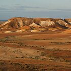 The Breakaways Coober Pedy SA by wilderness