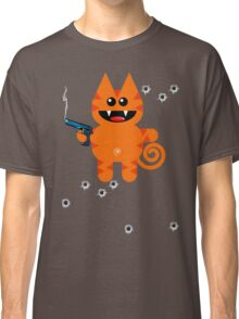 KAT 5 (Armed and highly dangerous!) Classic T-Shirt