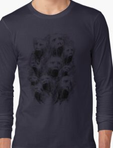 Screams of the Damned Long Sleeve T-Shirt