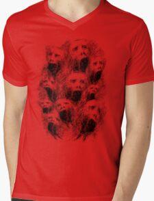 Screams of the Damned Mens V-Neck T-Shirt