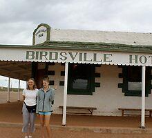 Birdsville Pub by wilderness