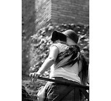 Sun Hat Photographic Print