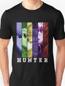 hunter x hunter gon killua meruem netero pitou youpi anime manga shirt T-Shirt