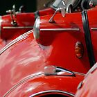 Red Messerschmitts by Photogothica