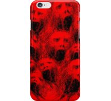 Screams of the Damned iPhone Case/Skin