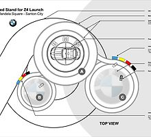 Proposed Stand for launch BMW-Z4 by Joy45