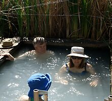 Outback Hot Tub Spring by wilderness
