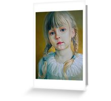 Child Greeting Card